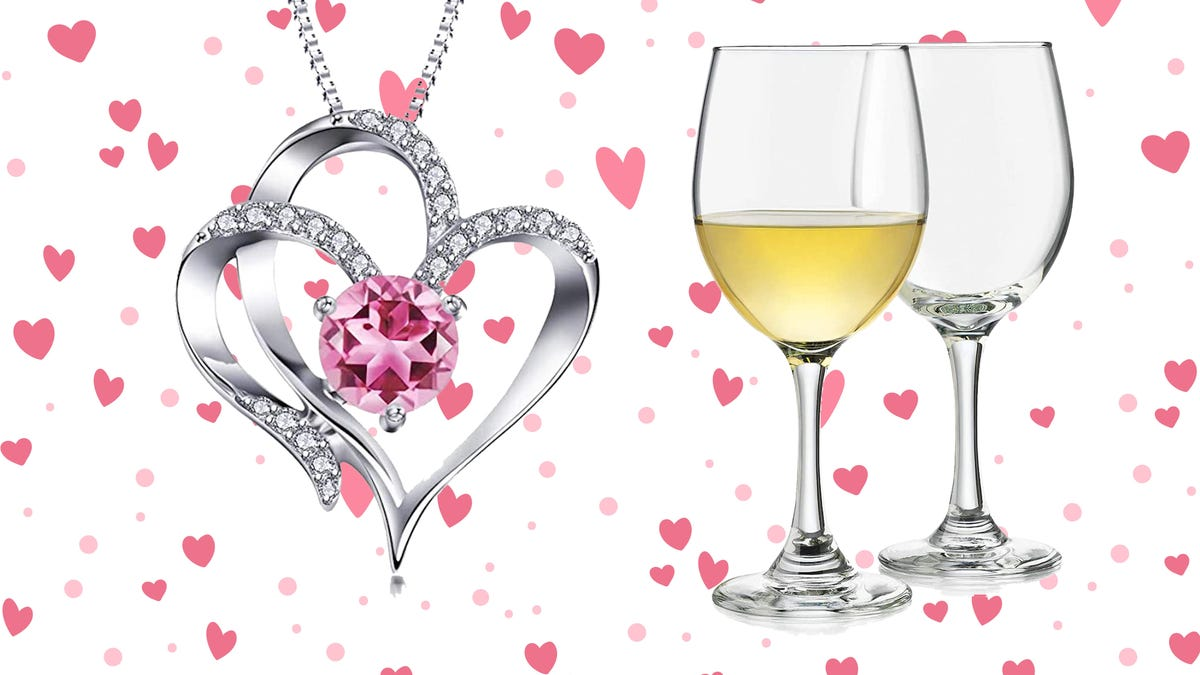 There's a secret Valentine's Day Amazon sale happening now—here are the top deals