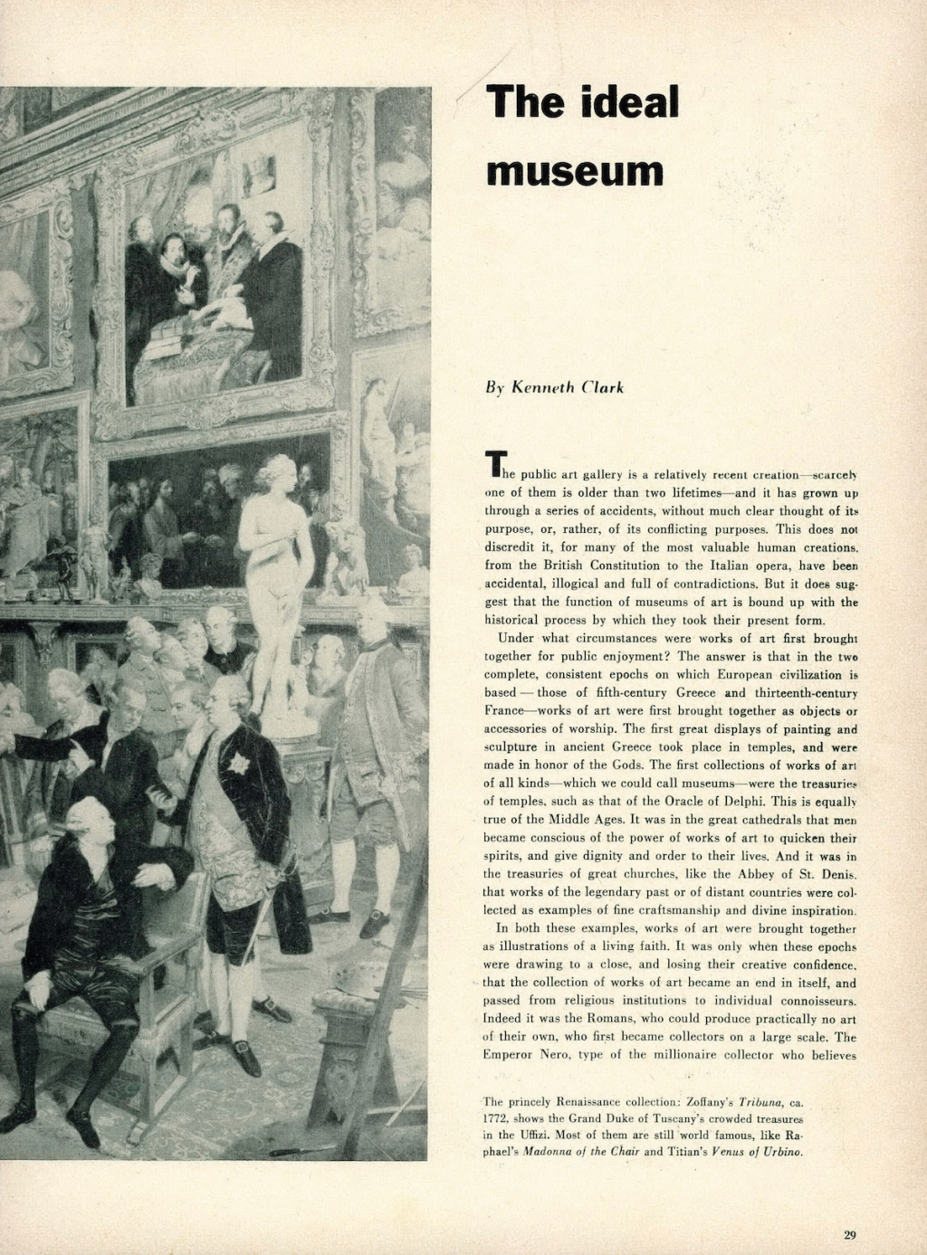 'It's Pretty Dead-On': Curator Laura Raicovich on a 1954 Article About the State of Western Museums