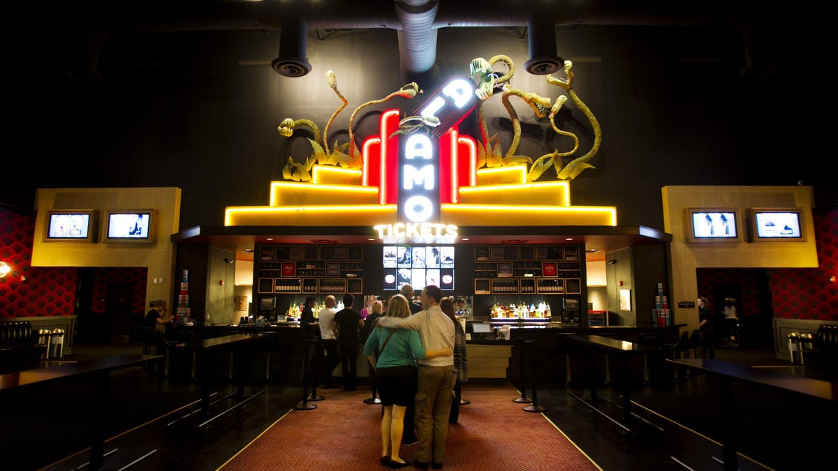 Alamo Drafthouse files for Chapter 11 bankruptcy protection: Movie theater chain hurt by pandemic