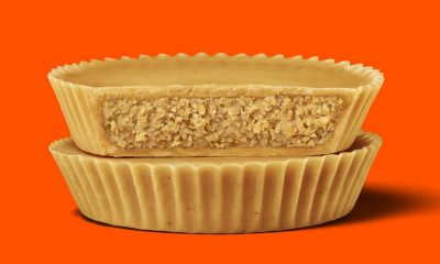 All peanut butter, all the time: Reese's peanut butter cups without chocolate are back