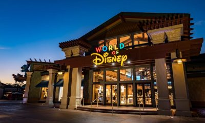 Disney to close at least 60 Disney Stores in US and Canada, as shopping shifts to online