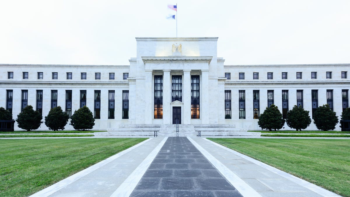 Fed keeps key rate near zero and still expects no hikes through 2023 despite brighter economic outlook