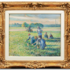 Following Legal Dispute, Restituted Pissarro Recovered From Toll Collection To Sell at Auction