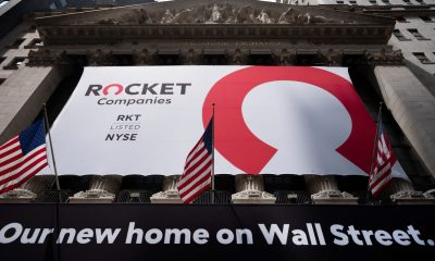 Rocket Companies stock soars 70% on speculative trading, mirroring GameStop rally