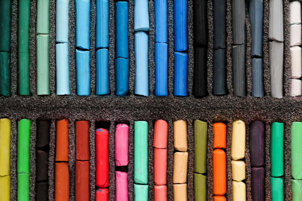 The Best Soft Pastels for Beginners with the Medium