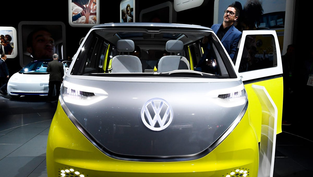 Volkswagen poised to change its name to 'Voltswagen' as it invests in electric vehicles
