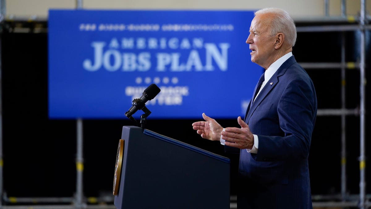 Biden administration unveils plan to raise corporate taxes, discourage multinationals from offshoring