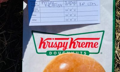 COVID vaccine freebies like gift cards, Krispy Kreme donuts: Good or bad way to incentivize shots?