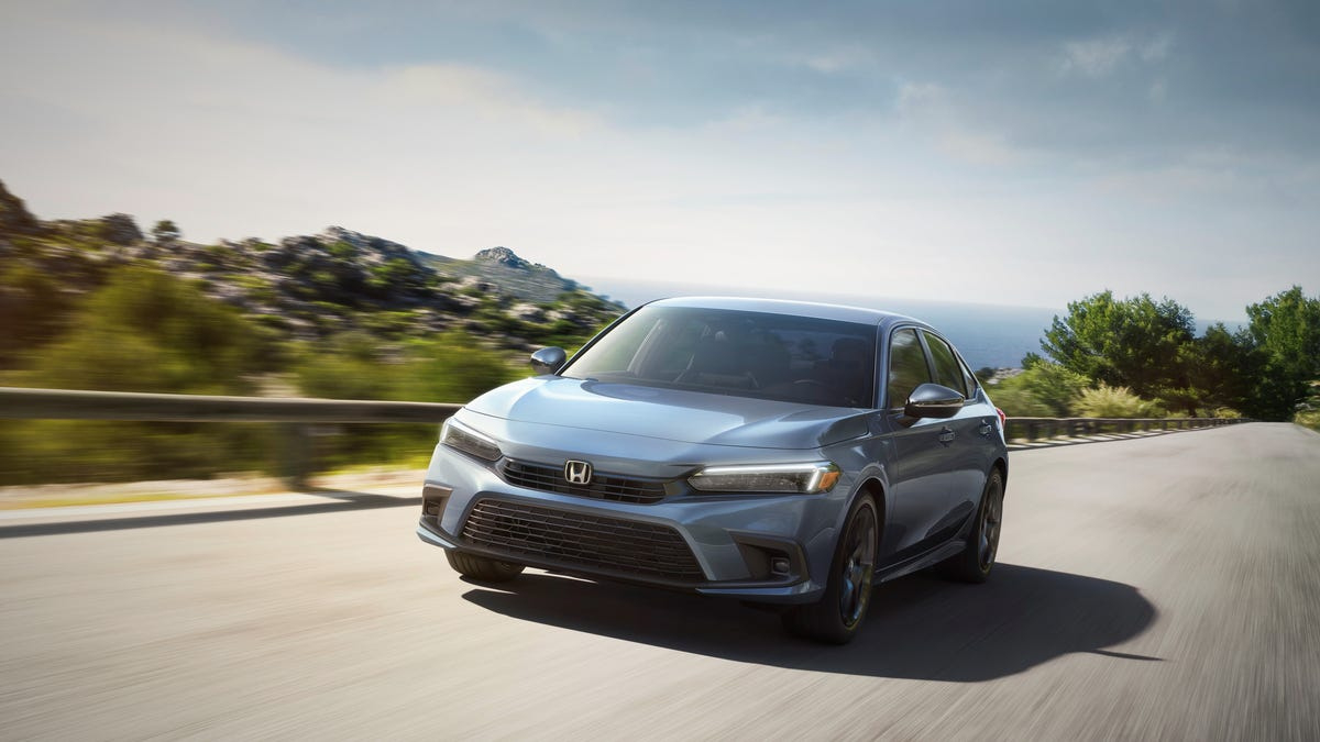Honda reveals redesigned Civic: Compact car boasts improved fuel economy