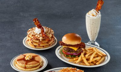 IHOP releases Bacon Obsession Menu with steakhouse premium bacon, Maple Bacon Milkshake and more