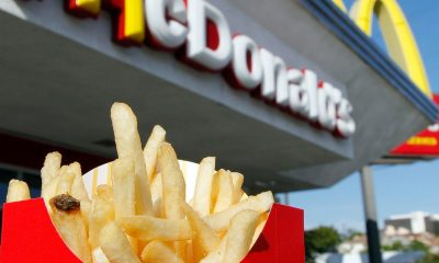 McDonald's is closing more restaurants in Walmart stores, but Taco Bell, Domino's and others are moving in
