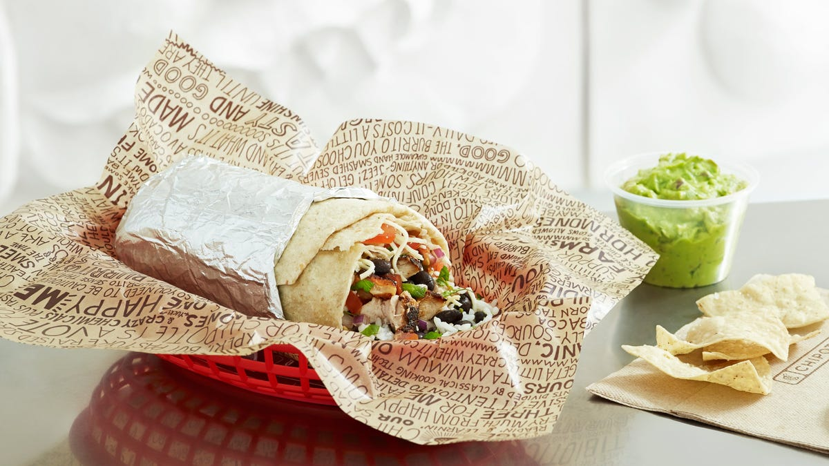 National Burrito Day 2021: Chipotle to give away free burritos and $100,000 in Bitcoin Thursday