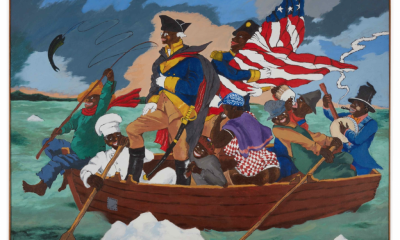 Robert Colescott Painting of George Washington Carver Set to Break Artist's Auction Record