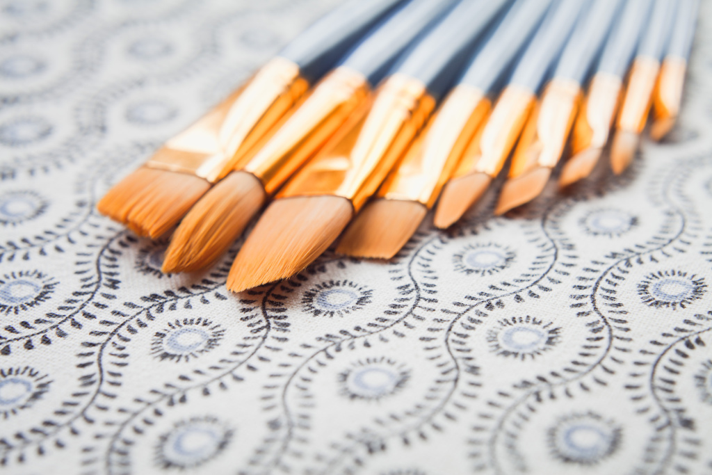 The Best Synthetic Brushes for Watercolors Are Reliable and Sturdy