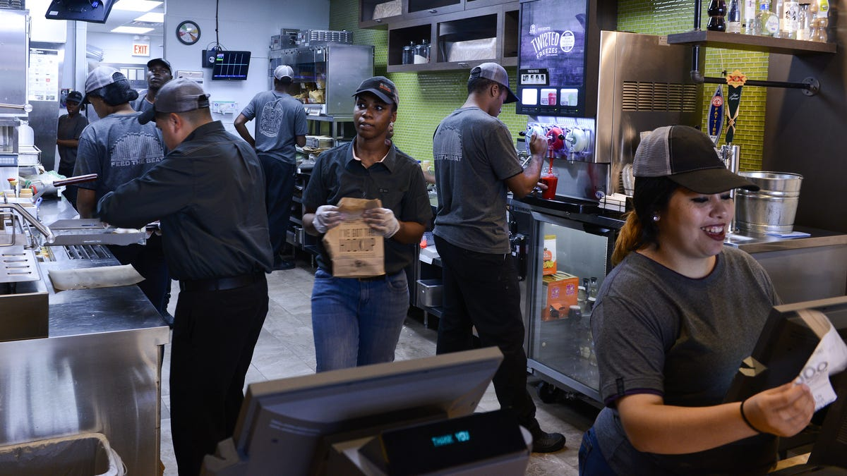 'There were six. And now there's zero': Restaurant industry grapples with lack of diversity in executive ranks