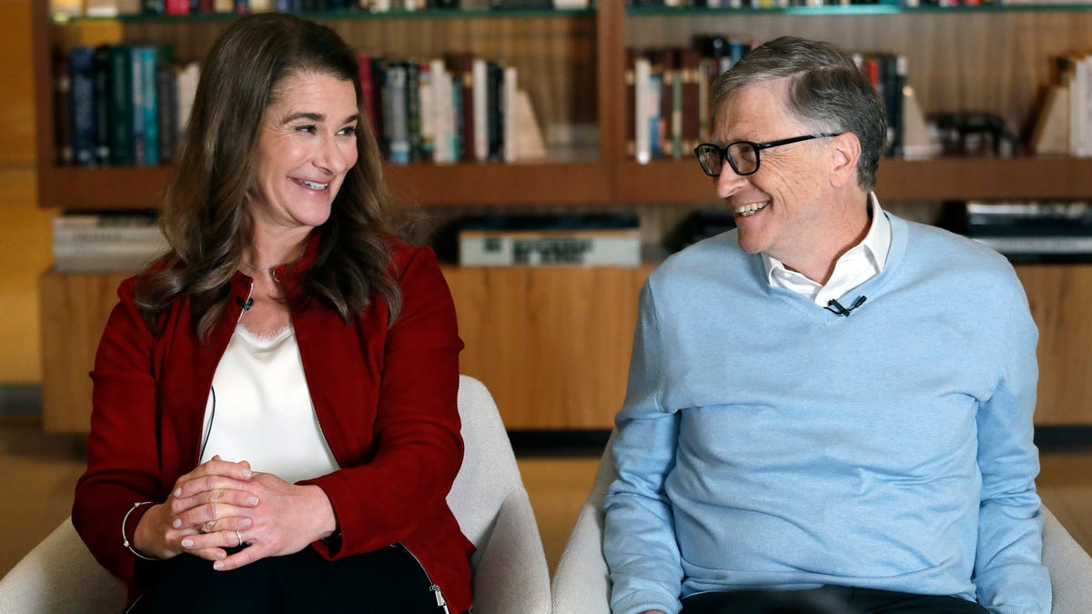 After a stock transfer from Bill Gates, Melinda Gates is a billionaire