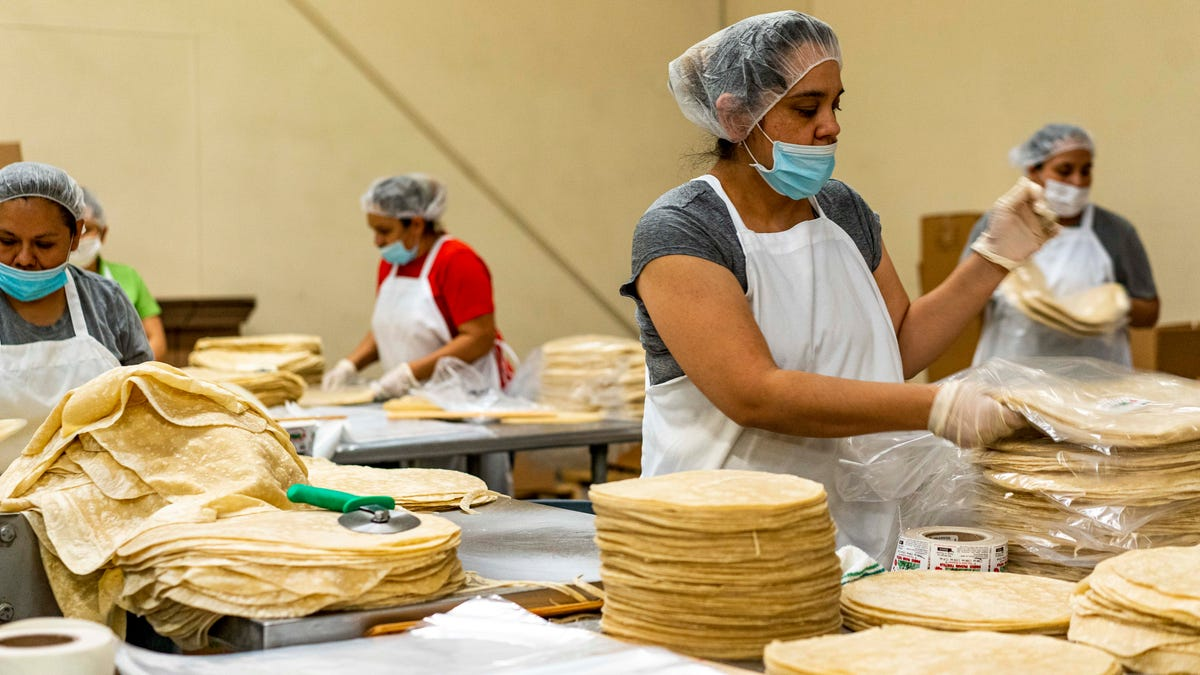 Corn tortilla prices are increasing in Mexico. Here's what Americans can expect.
