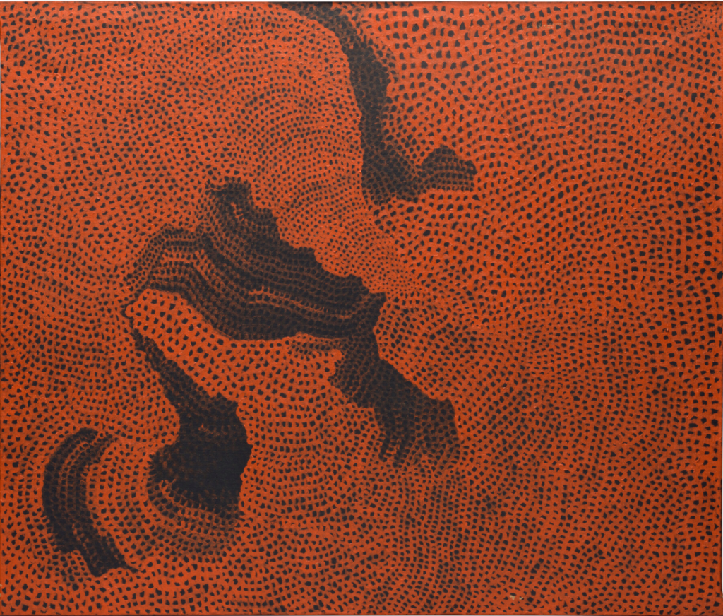 Early Kusama Works Fetch $15.2 M. at Auction, Nearly Doubling Expectations