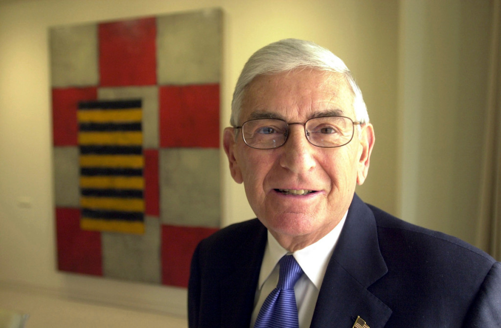 Eli Broad, Collector and Patron Who Redefined Los Angeles's Arts Scene, Has Died at 87