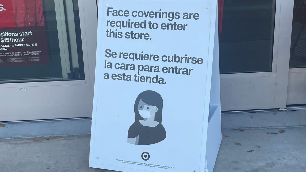Masks still required for now at Target, Walgreens, CVS and more, but retailers review new CDC mask guidance