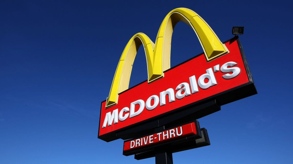 McDonald's sued for $10 billion by Byron Allen-owned networks, alleging racial discrimination in ad spending