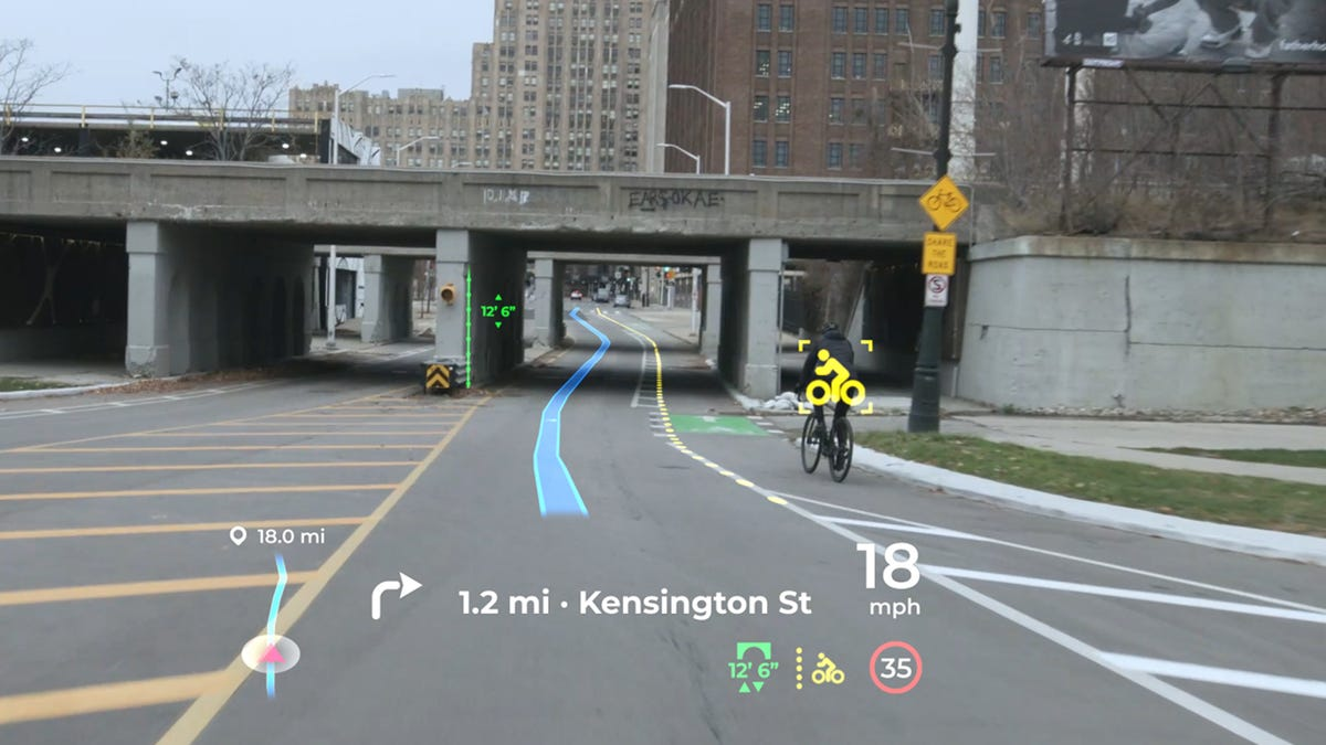 No more driving distractions? Augmented reality windshields coming to Kia, Audi and more could change the way we drive