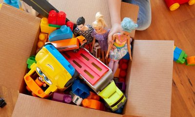 Old Barbie dolls, Matchbox cars, Mega Bloks to become new toys as part of Mattel takeback program