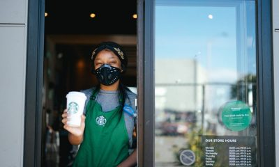 Starbucks makes masks optional for vaccinated customers starting Monday, except where local mandates remain