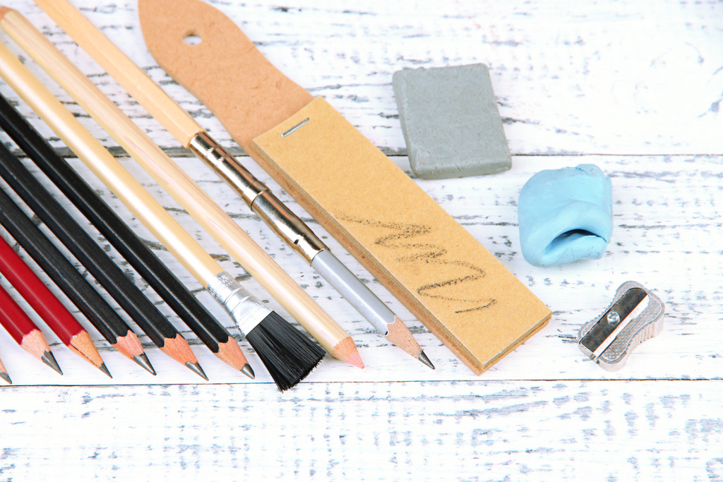 The Best Sandpaper Pointers for Sharpening Drawing Tools
