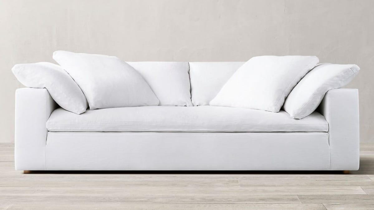 14 affordable alternatives to the $10,000 couch that's blowing up on TikTok