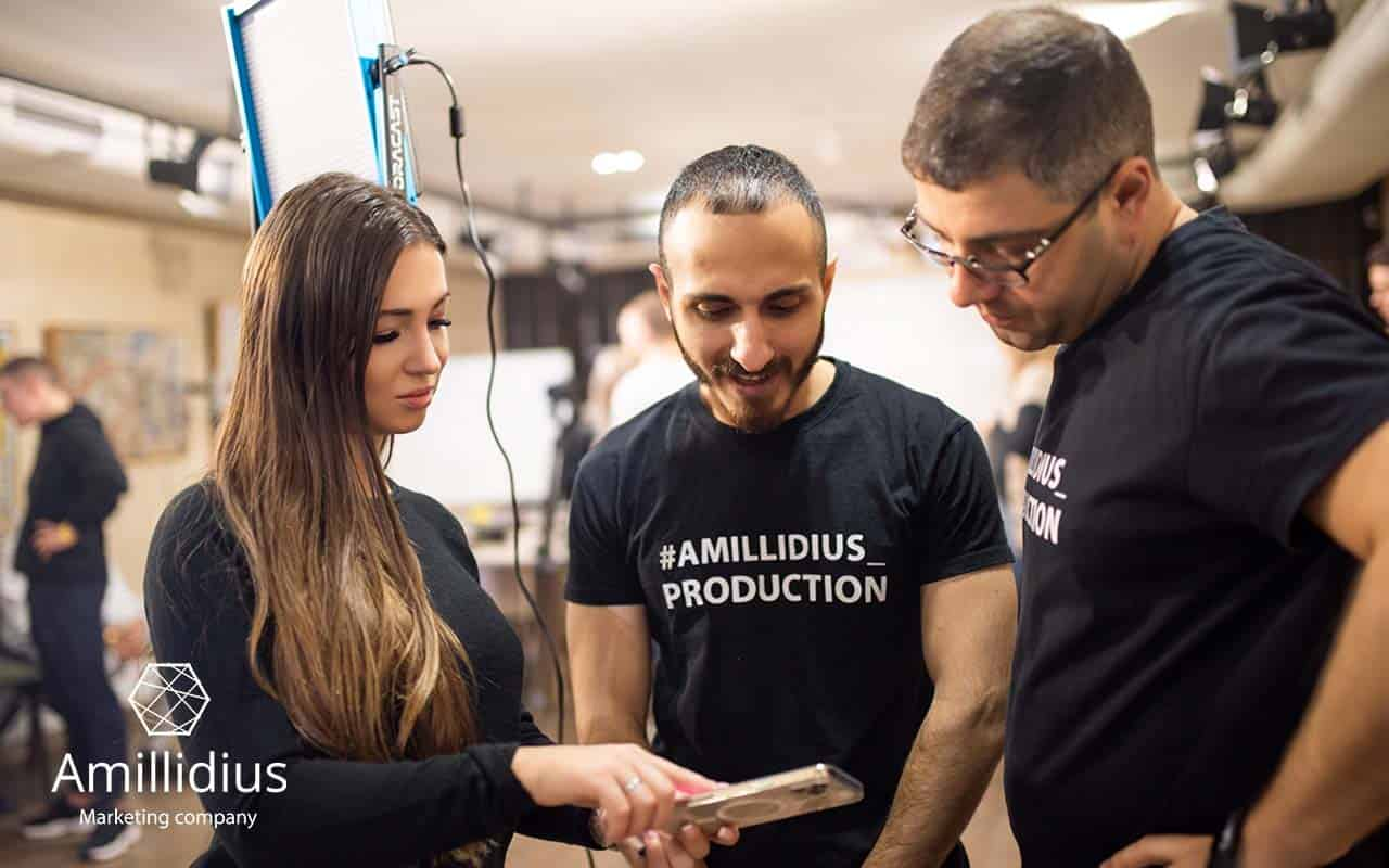 Amillidius production is a world-class video content to promote any business
