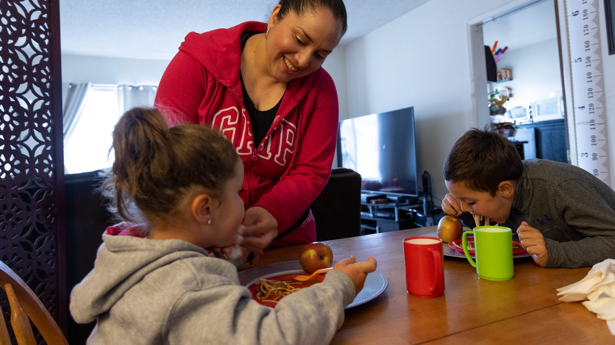 Child tax credit 'is going to make a difference.' Families plan how they'll spend extra cash.
