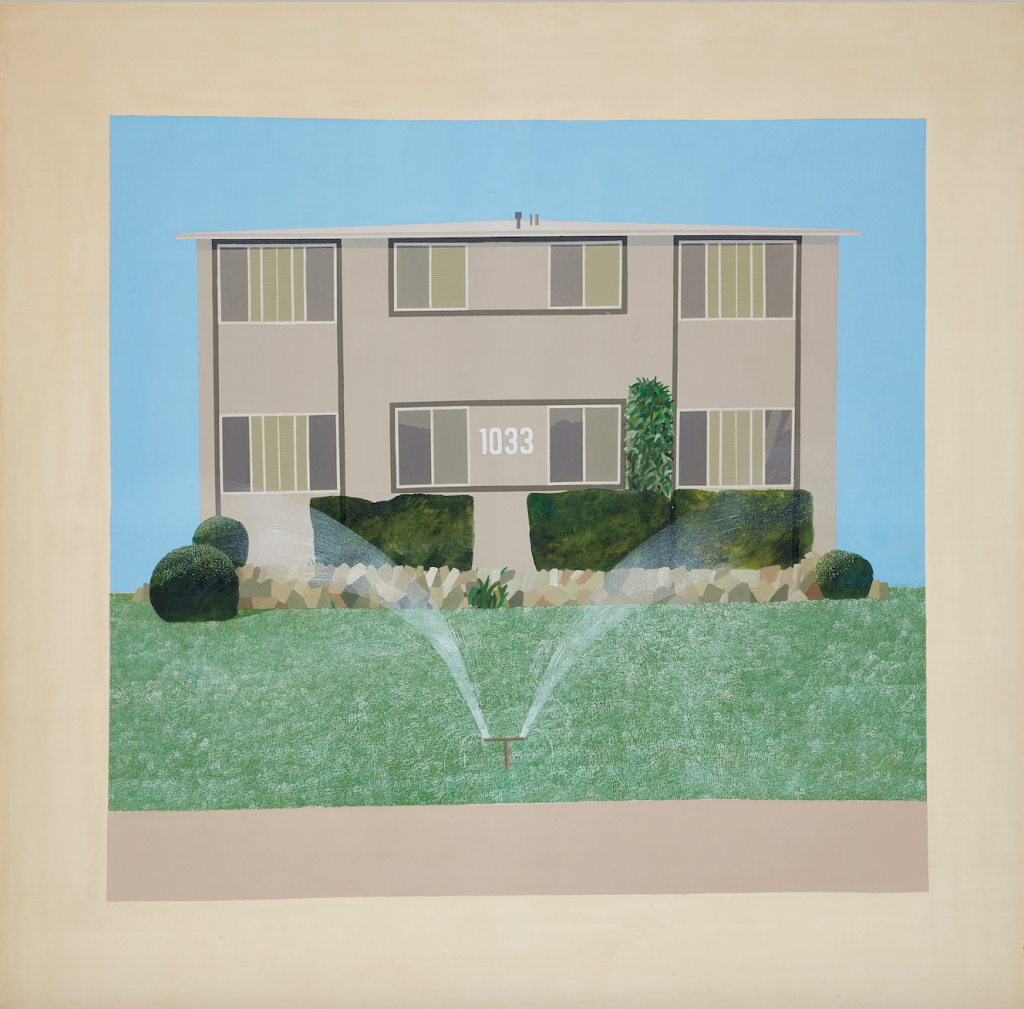 David Hockney 'California Dreaming' Painting Could Fetch $12 M. at Auction