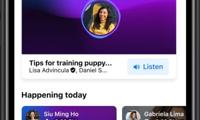 Facebook rolls out Live Audio Rooms, podcasts in new push to take on Clubhouse