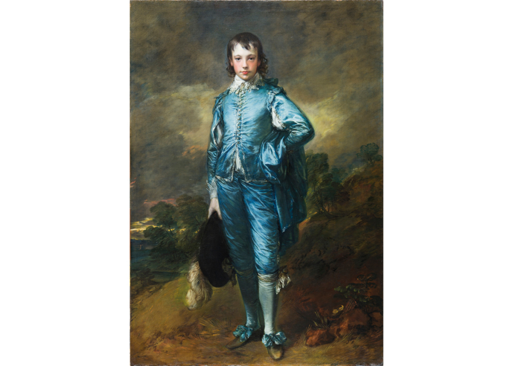 Gainsborough's 'Blue Boy' to Return to U.K. for First Time in a Century