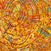 How Mildred Thompson's Vibrating Canvases Envisioned Our World As It Could Be