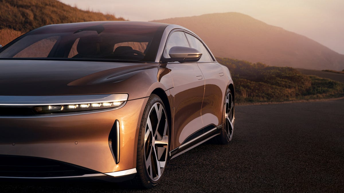 Lucid Motors to launch 2021 Lucid Air, an electric luxury vehicle that could rival Tesla