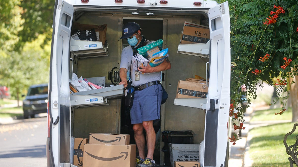 Over 5,800 letter carriers were attacked by dogs in 2020, US Postal Service says