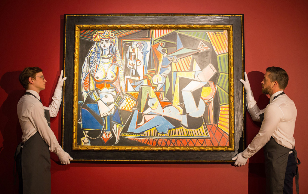 The Most Expensive Artworks by Pablo Picasso Ever Sold at Auction