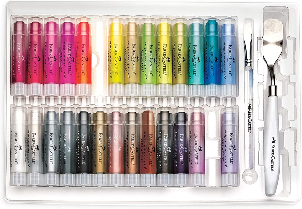 Color your world with the Best Tempera Paint and Gel Sticks
