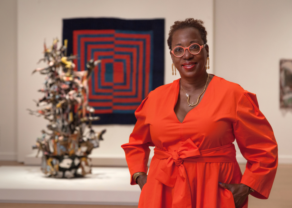 Curator Valerie Cassel Oliver Talks about the VMFA's Take on Hip Hop and 'The Dirty South'