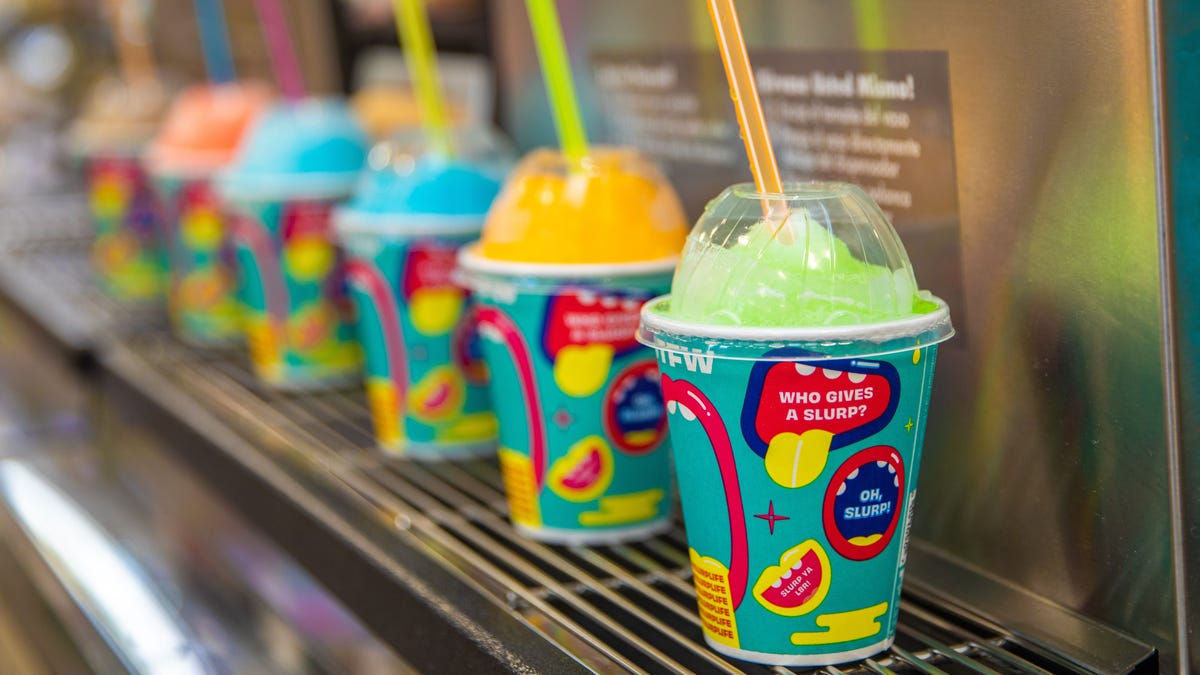Free Slurpee Day 2021: 7-Eleven giving away freebie 7/11 and throughout July with app