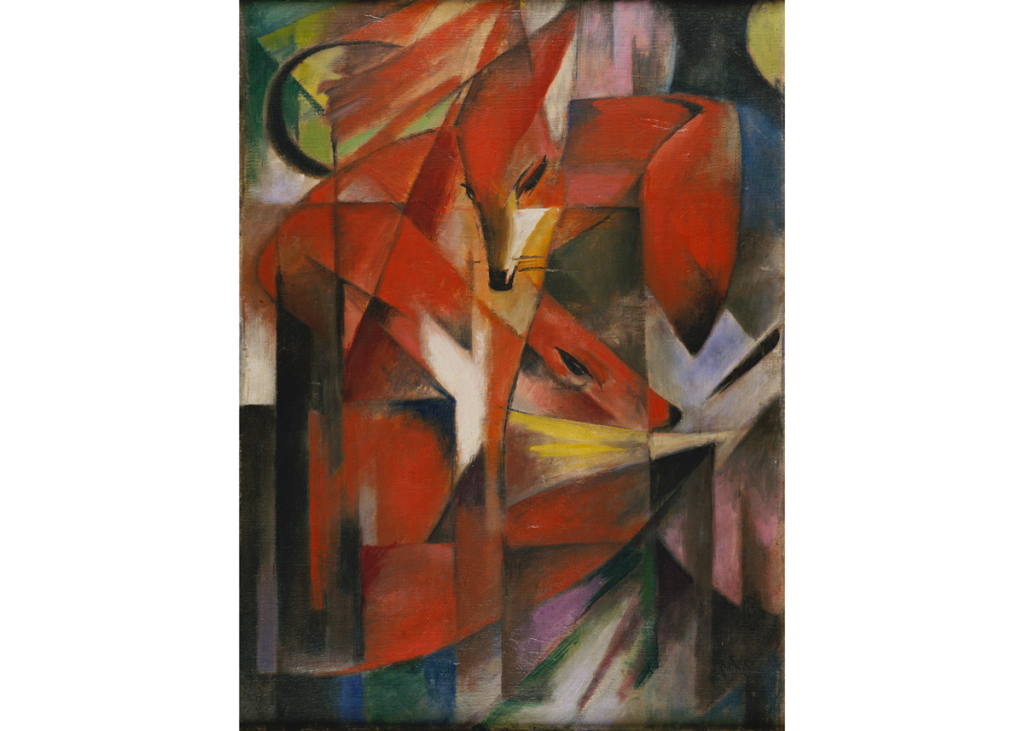 German City's Restitution of Franz Marc Painting Comes to a Standstill