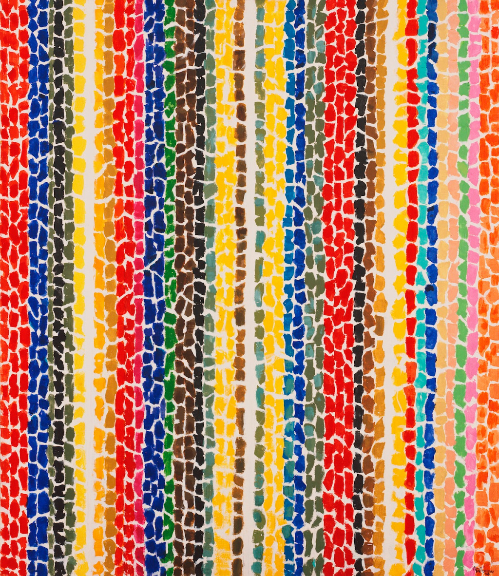How Alma Thomas's Radiant Paintings Plotted a New Course for Abstraction