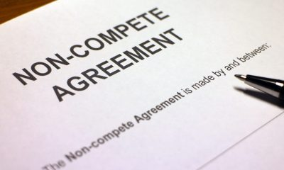 Starting a business? Check whether you signed a non-compete agreement at your old job