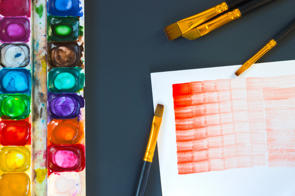 The Best Glazing and Wash Brushes for Translucent Effects