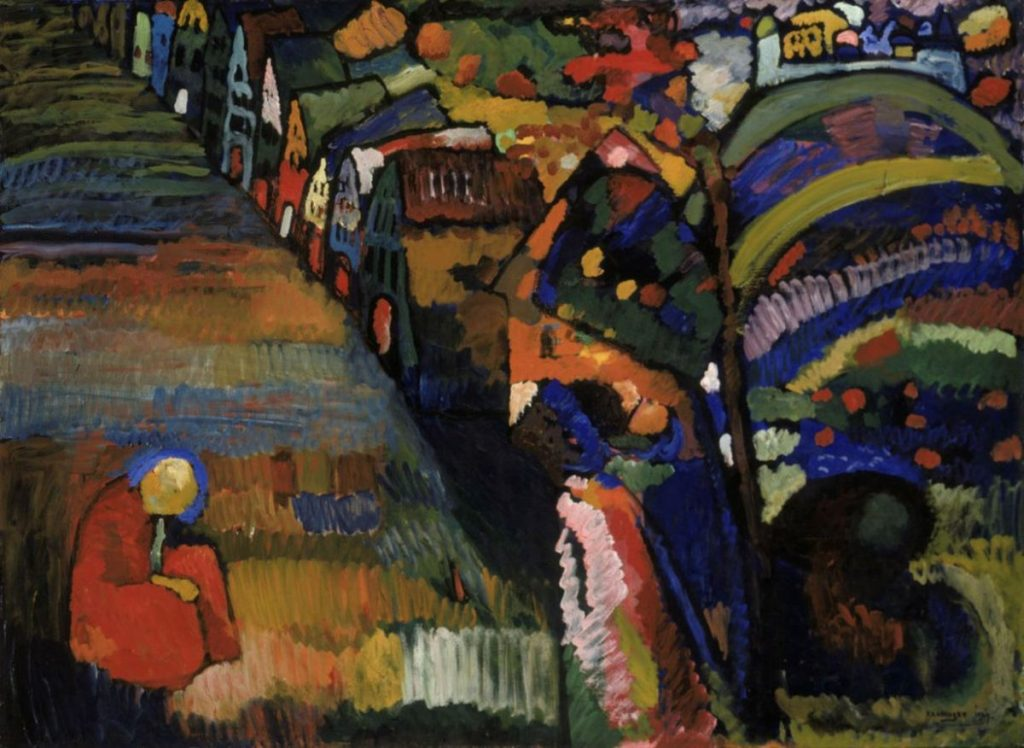 Amsterdam to Restitute Kandinsky Painting to Heirs After Years-Long Dispute