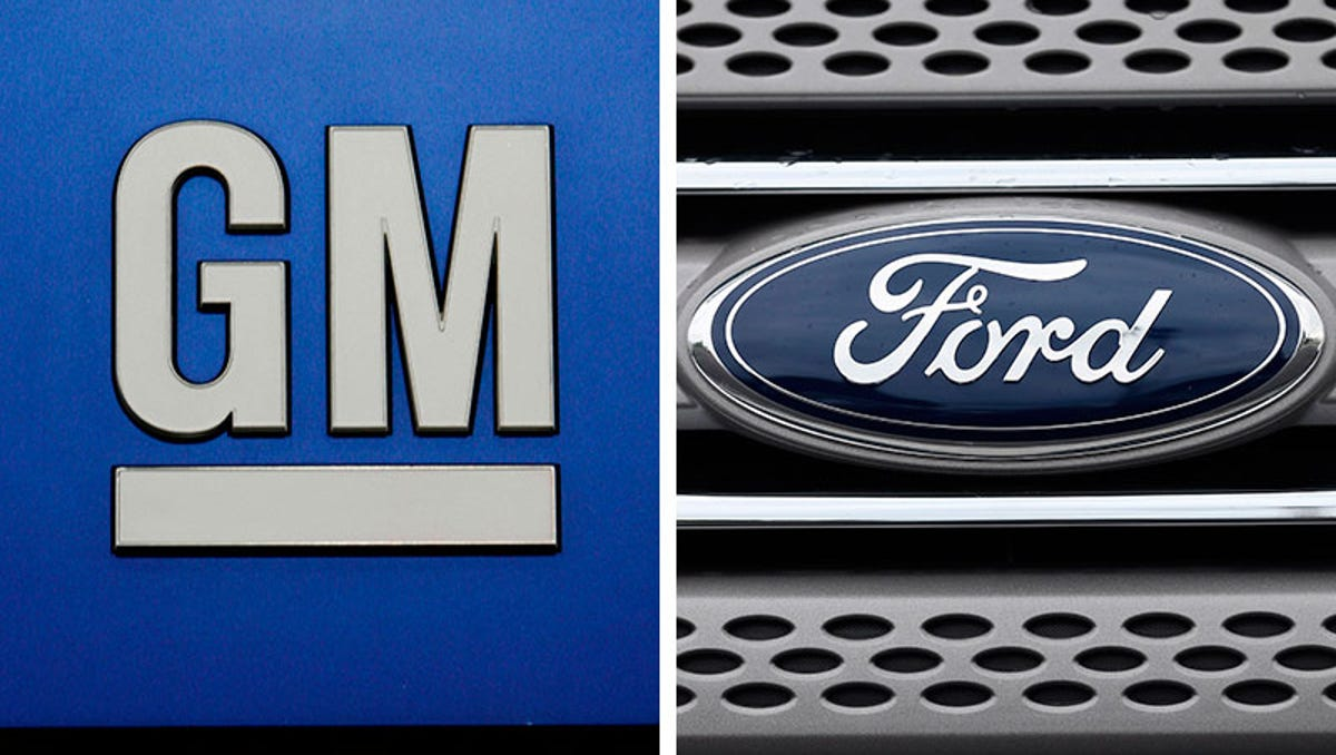 Automaker battle over the word 'Cruise' ramps up: Ford wants GM's trademark rights rescinded