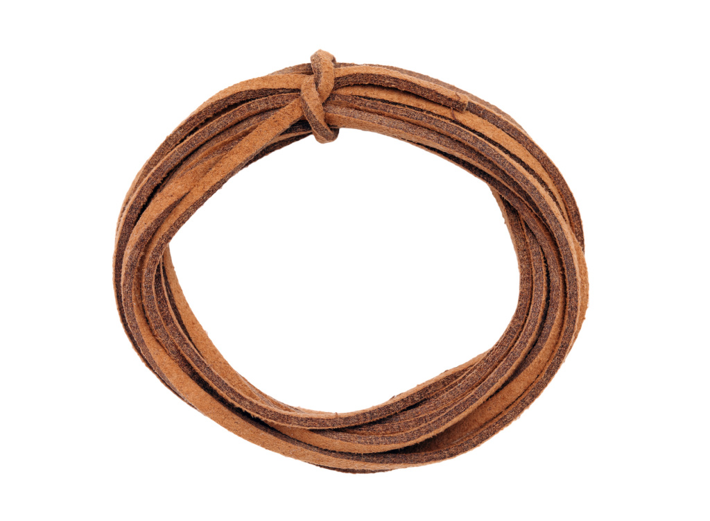 For Leatherwork and Beading Projects, Use the Best Leather Cord
