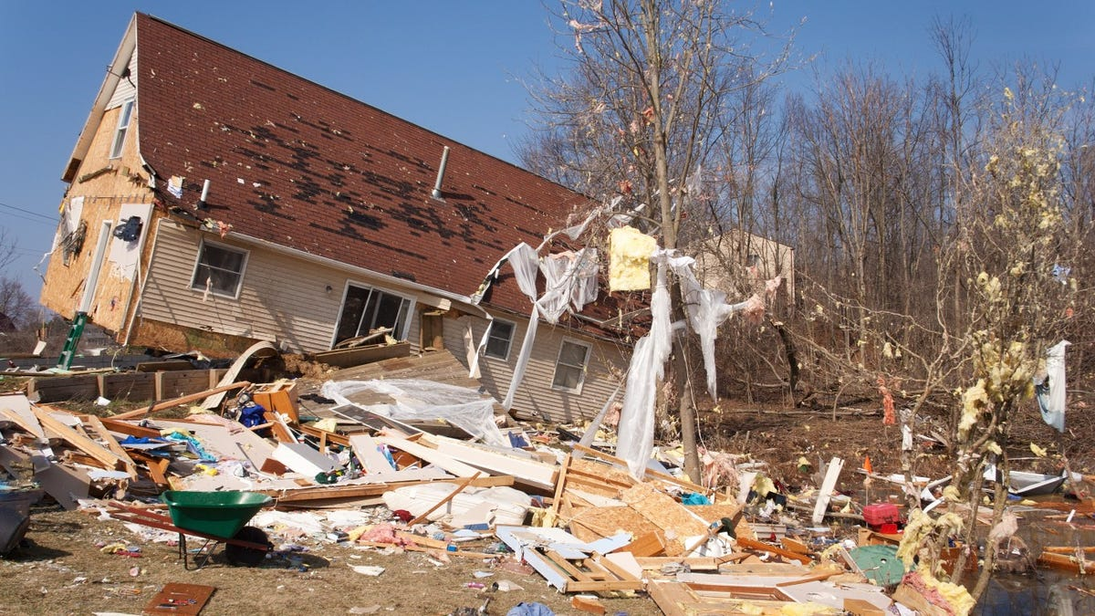 Home insurance can protect against extreme weather, but about half of Americans don't understand it